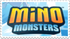 MinoMonsters Stamp by icedfoxes