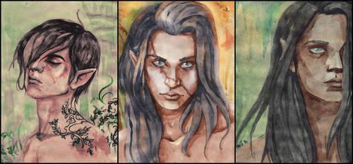 The Rebelous Trinity by Soukyan