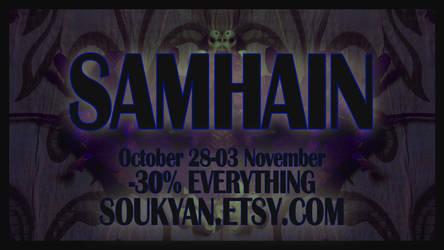 SAMHAIN 2018 SALE by Soukyan