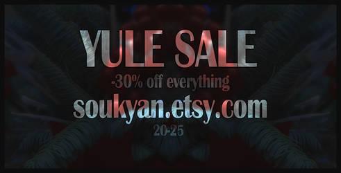 Yule Sale by Soukyan