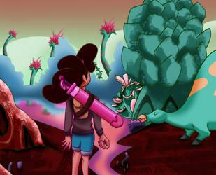 Jungle Moon by Bluegirl123456