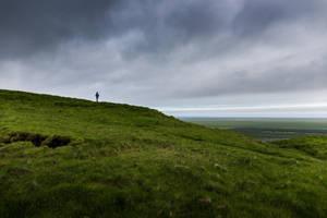 Iceland - Above Skogar by CID228