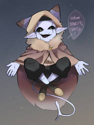 Jevil by yellowson2