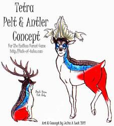 TEF Tetra Pelt by ghost-eye