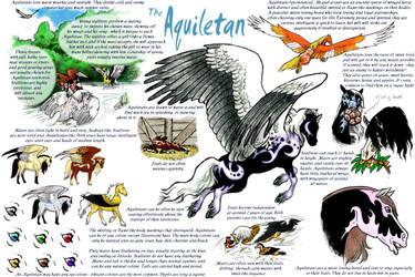 Aquiletan Specie Ref Vers 1 by ghost-eye