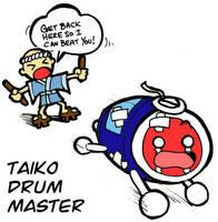 Taiko Drum Master - Beatmania by soks2626