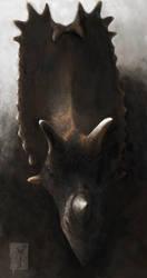 Pentaceratops by Renum63