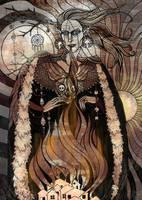 Northern Witch by SaskiaDeKorte