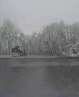 Only the Winds by SaskiaDeKorte