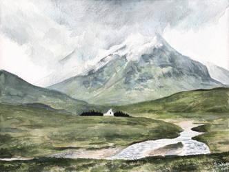 Glencoe by SaskiaDeKorte