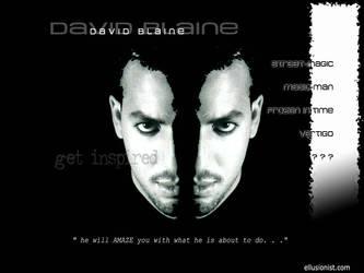 David Blaine Wallpaper by David-Blaine-Fans