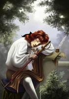 Le chant de l'epee by Sa-chan1603