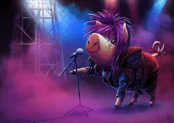 Poogie : Visual kei singer by Sa-chan1603