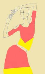 Summer Pink by corkyfashions