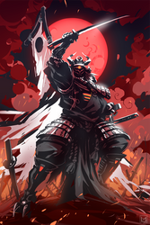 Samurai by LifelessMech
