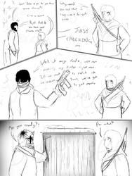 Comic..? Page 5! by paurudesu