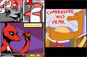 004 to 006: Chars by HedgehogBeeblebrox