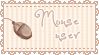 Cute Mouse user Stamp by VocaloidStamps