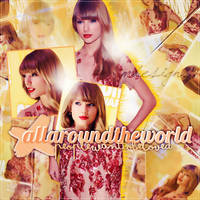 #Allaroundtheworld blend {Photoscape}. by Swiftie1310