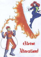 EXTREME ALTERCATIONS CONTEST by Evo-Obsessed-Club
