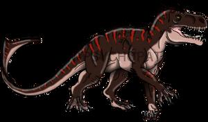Jurassic World: Arlix by Alien-Psychopath
