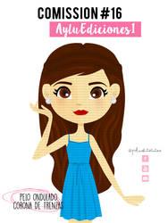 Comission #16 para AyluEdiciones1 by PelushitaPetisuit