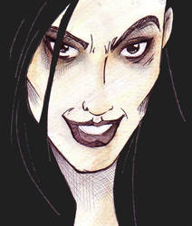 Bellatrix. by IfOnlyTonight