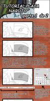 Naruto color digital placa-pt1 by aponcecortess