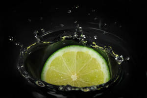 Lime - digital painting by Giselle-M