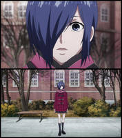 Tokyo Ghoul Season 2 Episode 3 Page3 by ng9