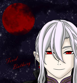 Ferid Bathory - Owari No Seraph by ng9