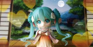 Harvest Moon  - Nendoroid Wallpaper  by ng9
