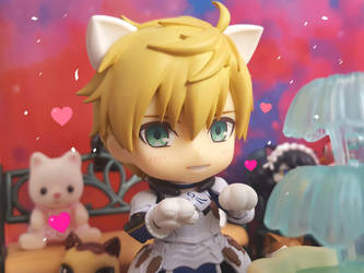 Lovely Cat Life... Nendoroid FGO by ng9
