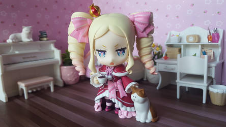 Beatrice Anime Nendoroid Photo 2 by ng9