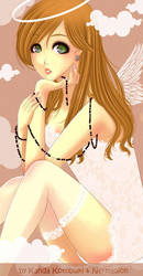 :Angel:  Collab with Kanda by nermallion