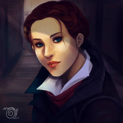 Evie Frye - Assassin's Creed Syndicate by nermallion