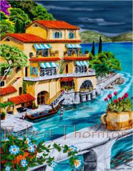 Porto Fino by Haydaad