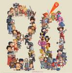 80's Jam by patrickballesteros