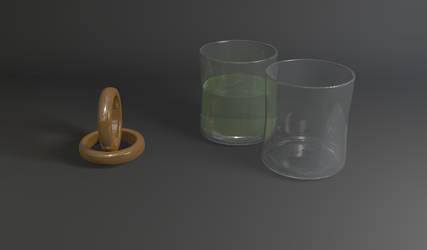 glass by LubomirCenovsky