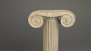 ionish column by LubomirCenovsky