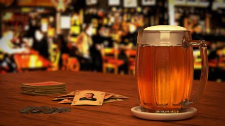 Beer by LubomirCenovsky