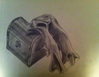 Class- Box and Mandible by GlupayaSova