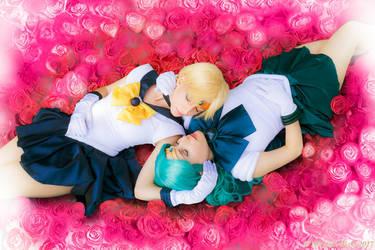 Eternal Eternity ~ Sailor Moon Crystal by LauMao