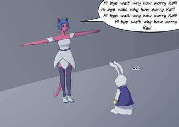 Interrogation by Azuria649