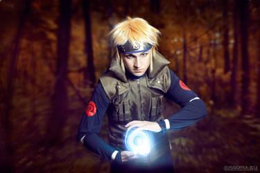 Naruto Shippuden - Minato Namikaze 3 by AmethystPrince