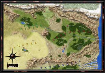 Mountain Realms by tilt-dk