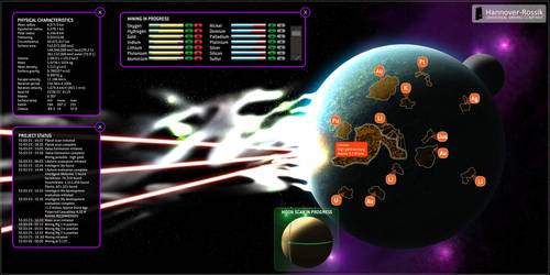 Planetary Survey by tilt-dk