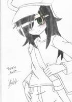 Tomoko Kuroki Sketch by Raion-x