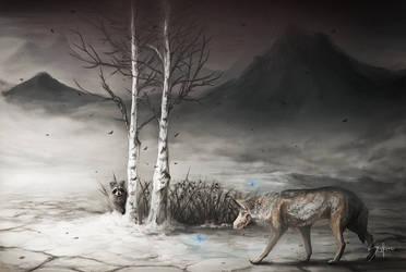 Desolation. by Safiru