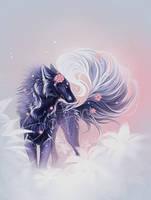 The flower. by Safiru